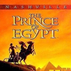 The Prince of Egypt: Nashville Soundtrack (Various Artists) - CD cover