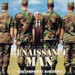 Renaissance Man Soundtrack  (Hans Zimmer) - CD cover