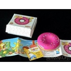 The Simpsons Movie Bande Originale (Danny Elfman, Hans Zimmer) - Pochettes de CD