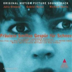 Fr�ulein Smillas Gesp�r f�r Schnee Soundtrack  (Harry Gregson-Williams, Hans Zimmer) - CD cover