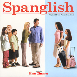 Spanglish Soundtrack (Hans Zimmer) - CD cover