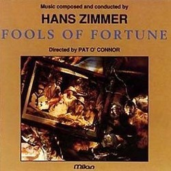 Fools of Fortune Soundtrack (Hans Zimmer) - CD cover