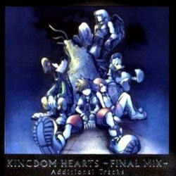 Kingdom Hearts -Final Mix- Soundtrack (Modest Mussorgsky, Yôko Shimomura, Nobuo Uematsu) - CD cover