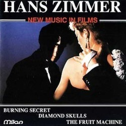 Hans Zimmer: New Music in Films Soundtrack (Hans Zimmer) - CD cover