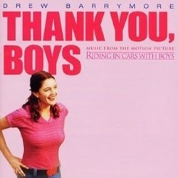 Thank You, Boys Soundtrack (Various Artists, Heitor Pereira, Hans Zimmer) - CD cover