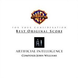 A.I.: Artificial Intelligence Soundtrack (John Williams) - Carátula