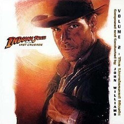 Indiana Jones and the Last Crusade / Amazing Stories Soundtrack (John Williams) - Carátula
