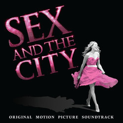 Sex and the City Soundtrack (Various Artists) - CD cover