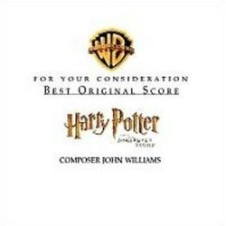 Harry Potter and the Sorcerer's Stone Colonna sonora (John Williams) - Copertina del CD
