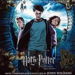 Harry Potter and the Prisoner of Azkaban Bande Originale (John Williams) - Pochettes de CD