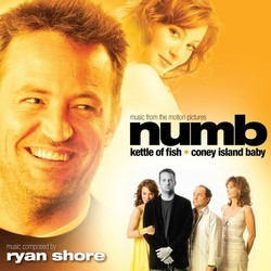 Numb / Kettle of Fish / Coney Island Baby Soundtrack (Ryan Shore) - CD cover