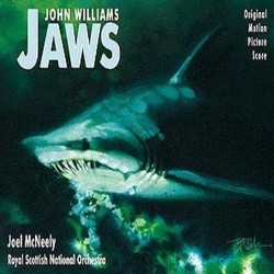 Jaws 声带 (John Williams) - CD封面