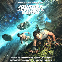 Journey to the Center of the Earth Soundtrack (Andrew Lockington) - CD cover