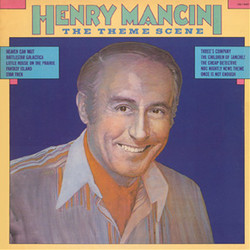 Henry Mancini: The Theme Scene Soundtrack (Henry Mancini) - CD-Cover