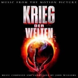 Krieg der Welten 聲帶 (John Williams) - CD封面