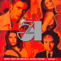 54 Soundtrack (Various Artists) - Car�tula