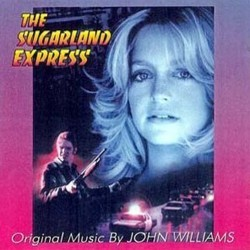 The Sugarland Express / The Man Who Loved Cat Dancing Ścieżka dźwiękowa (John Williams) - Okładka CD