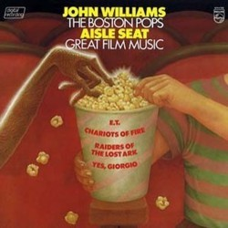 Aisle Seat Soundtrack (Various Artists, John Williams) - CD cover