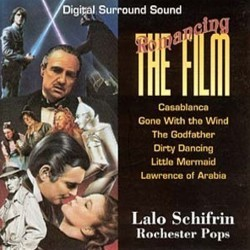 Romancing the Film Soundtrack (Various Artists) - CD cover