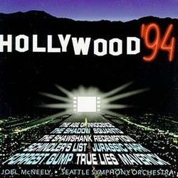 Hollywood '94 Soundtrack (Various Artists) - CD cover