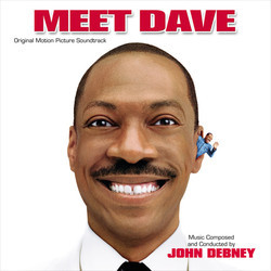 Meet Dave Soundtrack (John Debney) - CD cover