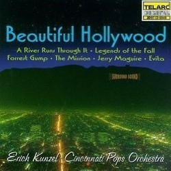 Beautiful Hollywood Colonna sonora (Various Artists) - Copertina del CD