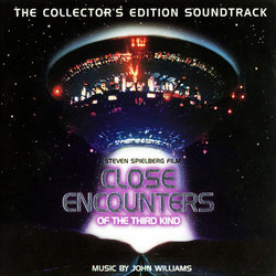 Close Encounters of the Third Kind Μουσική υπόκρουση (John Williams) - Κάλυμμα CD