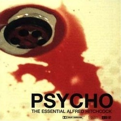Psycho: The Essential Alfred Hitchcock Μουσική υπόκρουση (Various Artists, Bernard Herrmann) - Κάλυμμα CD