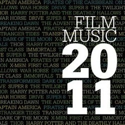 Film Music 2011 Soundtrack (Various Artists) - CD-Cover