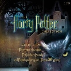 The Harry Potter Collection Bande Originale (John Williams) - Pochettes de CD