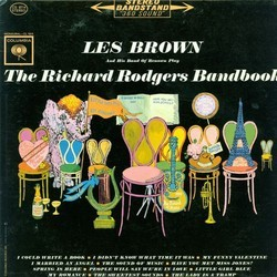 The Richard Rodgers Bandbook Soundtrack (Les Brown, Richard Rodgers) - CD-Cover