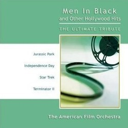 Men in Black and Other Hollywood Hits Bande Originale (Various Artists) - Pochettes de CD