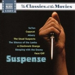 The Classics at the Movies: Suspense Bande Originale (Various Artists) - Pochettes de CD