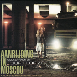 Aanrijding in Moscou Soundtrack (Tuur Florizoone) - CD cover