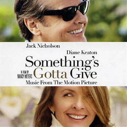 Something's Gotta Give Bande Originale (Various Artists) - Pochettes de CD