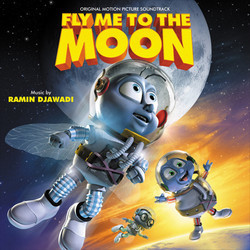 Fly Me to the Moon 声带 (Ramin Djawadi) - CD封面