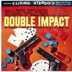 Double Impact Soundtrack (Various Artists) - CD cover