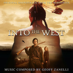 Into the West Soundtrack (Geoff Zanelli) - CD cover