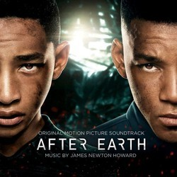 After Earth サウンドトラック (James Newton Howard) - CDカバー