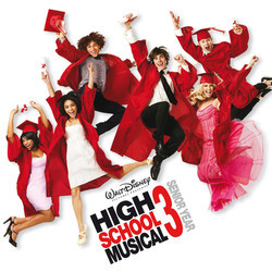 High School Musical 3 Soundtrack (Various Artists) - Car�tula