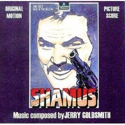 Shamus Bande Originale (Jerry Goldsmith) - Pochettes de CD
