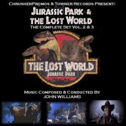 Film Music Site - Jurassic Park & The Lost World Soundtrack