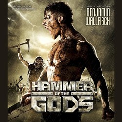 Hammer of the Gods Colonna sonora (Benjamin Wallfisch) - Copertina del CD