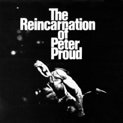 The Reincarnation of Peter Proud / Islands in the Stream Bande Originale (Jerry Goldsmith) - Pochettes de CD