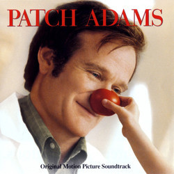 Patch Adams Soundtrack (Marc Shaiman) - CD cover