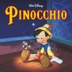 Pinocchio Bande Originale (Leigh Harline, Paul J. Smith) - Pochettes de CD