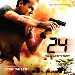 24: Redemption Soundtrack (Sean Callery) - Carátula