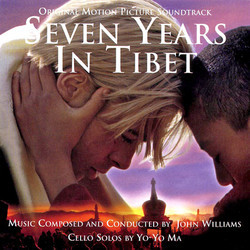 Seven Years in Tibet Soundtrack (John Williams) - Car�tula