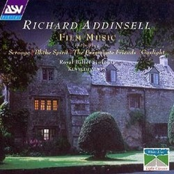 Richard Addinsell: Film Music 聲帶 (Richard Addinsell) - CD封面