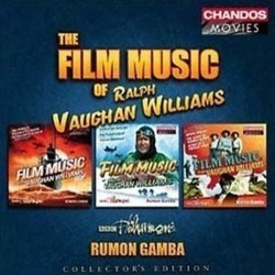 The Film Music of Ralph Vaughan Williams 声带 (Ralph Vaughan Williams) - CD封面